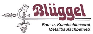 Logo Schlosserei Blueggel 1994-2002