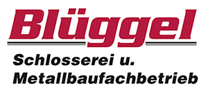 Logo schlosserei Blüggel ab 2002